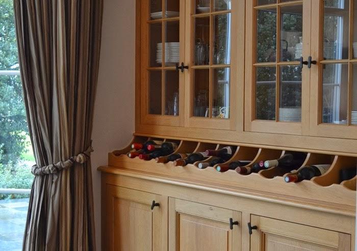 Lefèvre Interiors Kitchen cabinet detail
