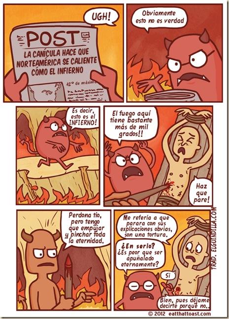 infierno ateismo humor grafico dios biblia jesus religion desmotivaciones memes (44)