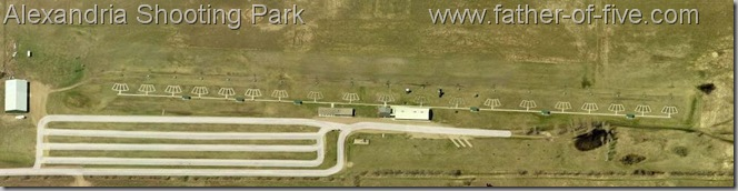 The Alexandria Shooting Park Trap Field