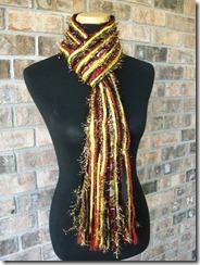 fsu garnet gold scarf