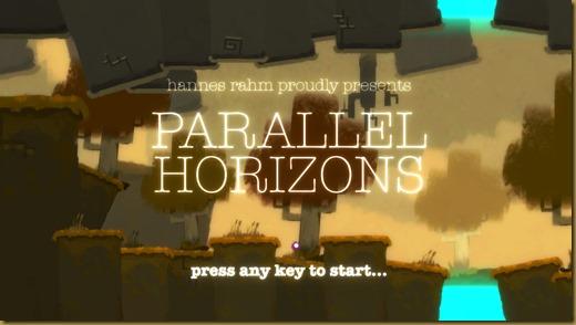 Parallel Horizonsタイトル