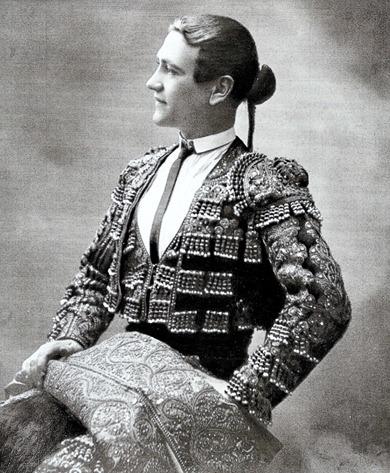 1908 c. Papa Negro (Foto A. Esperón-Madrid)
