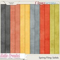Spring Fling - Solids