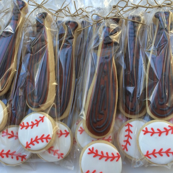 Baseball Cookies 062