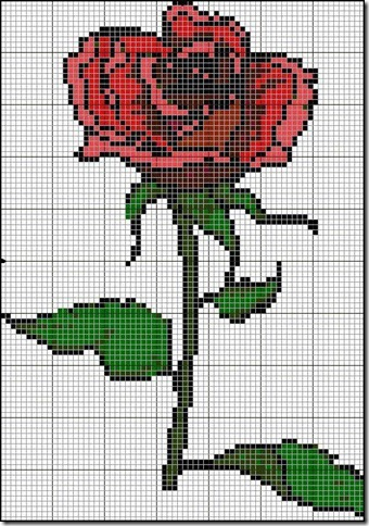 Ponto Cruz-Cross Stitch-Punto Cruz-esquemas-motivos-715