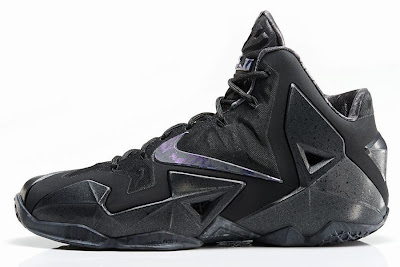 nike lebron 11 gr triple black 4 02 LeBron 11 Blackout Gets Sooner Release Date. Drops this Saturday!