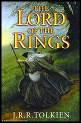 Lord of the Rings by JRR Tolkien