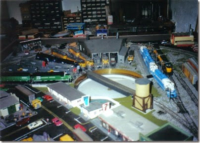 19 My Layout in Spring 2001