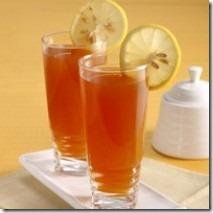 Resep Teh Jahe Lemon Segar