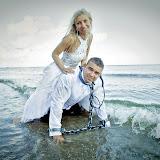 Najlepsza sesja ślubna nad morzem