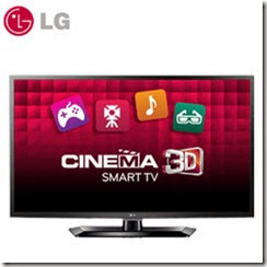 Snapdeal: Buy LG LM6200 32 inches Cinema 3D Television at Rs.30508 or Rs 29508 with SBI