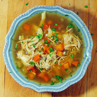 Chicken Noodle Soup Crock Pot Healthy Recipes