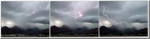 Lightning Grand Canyon