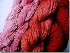 Madder dyes