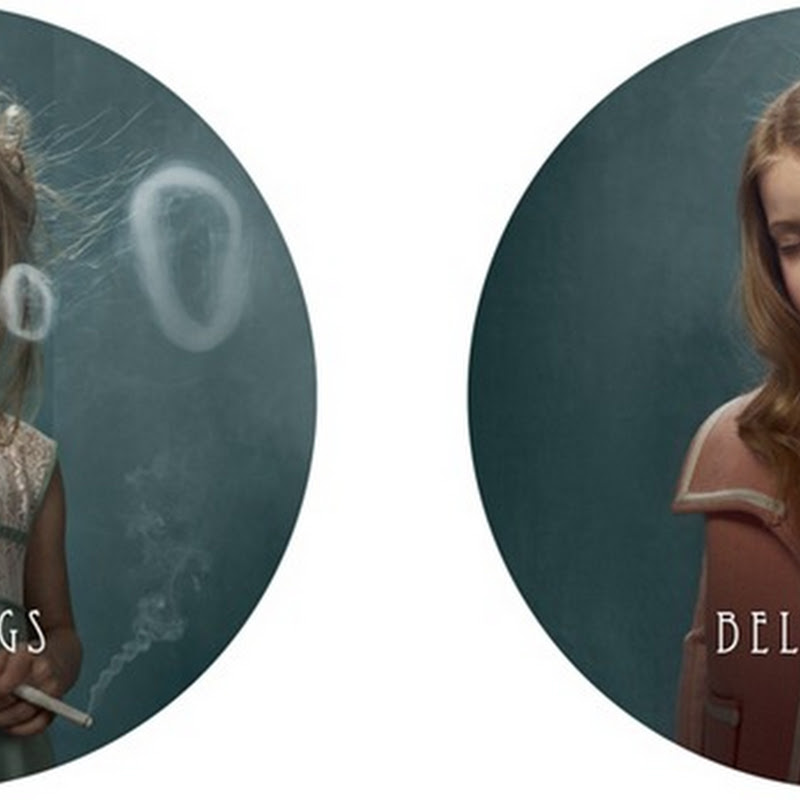 Frieke Janssens's Controversial Photos of Smoking Kids