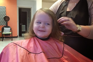 Tensley Haircut