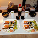 home made sushi by CHEF MATT in Toronto, Ontario, Canada