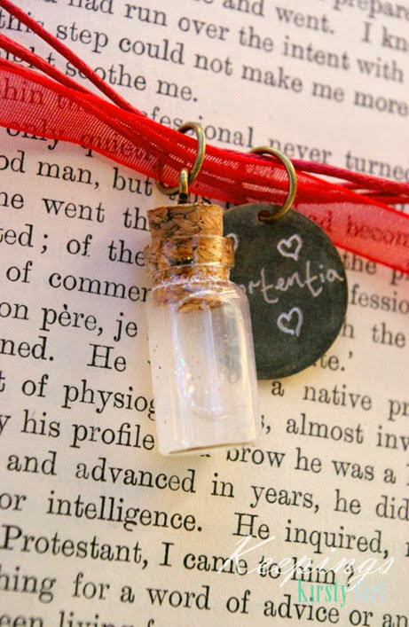 Harry Potter Amortentia Necklace 3