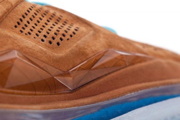 Release Reminder Nike LeBron X EXT Brown Suede aka Hazelnut