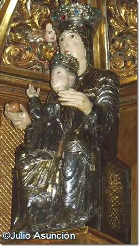 La Virgen de Irache - Dicastillo