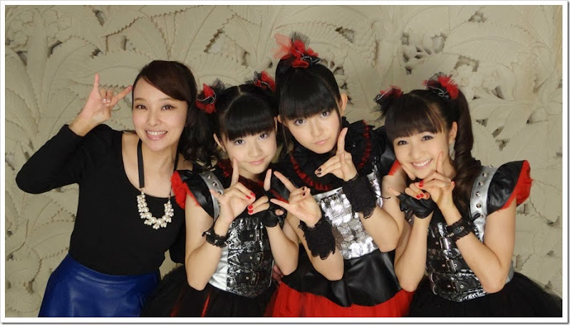 BABYMETAL_chinese-tv-show