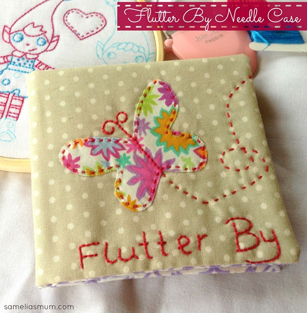 Flutter By Needle Case 1