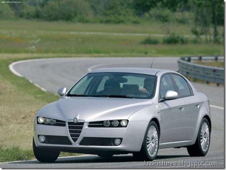Alfa Romeo 159 (2005)7