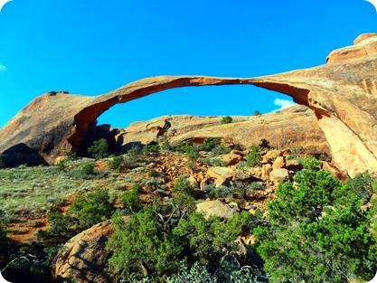 lanscape arch