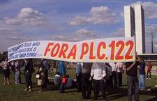 Manifesto PL 122 [Rosemeire Rocha no Flickr]