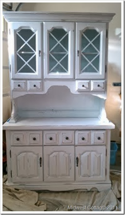 farmhouse hutch