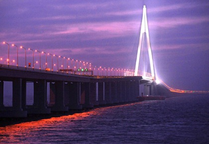 Hangzhou Bay Bridge 001