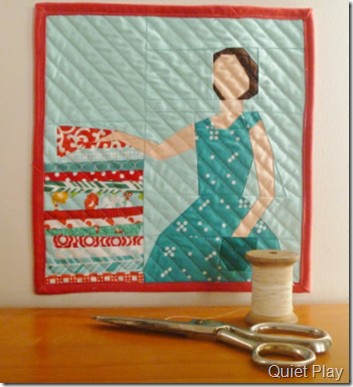 Betty Mini quilt