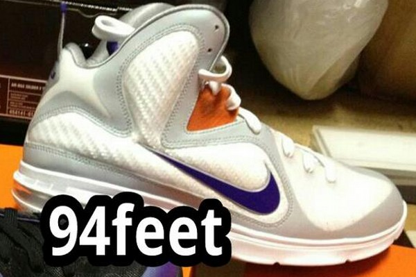 Diana Taurasi8217s Nike LeBron 9 8220Mercury8221 Home amp Away PEs
