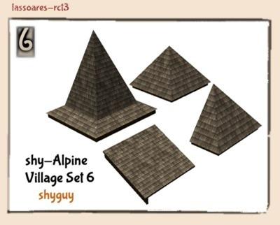 shy-Alpine Village Set 6 (shyguy) lassoares-rct3