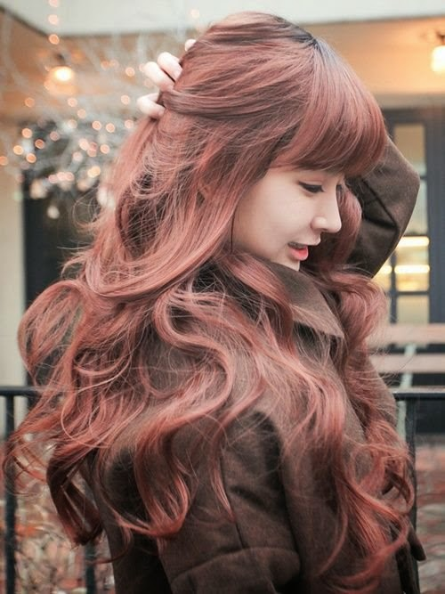 Best Hair Color Trends 2016
