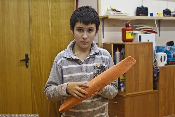 Ecole de modélisme en Russie (3)