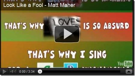 Look-like-a-fool-Matt-Maher