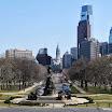 Philadelphia\'s Benjamin Franklin Parkway