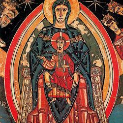 006 Santa María de Tahull La virgen y el niño.jpg