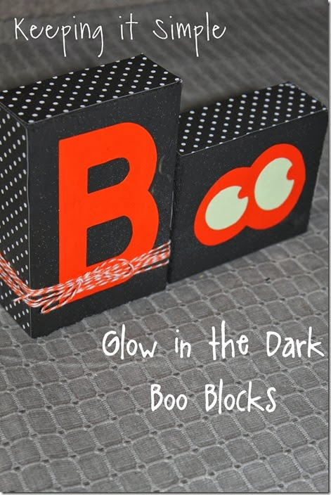 glow in the dark boo blocks