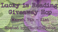 {Giveaway} Lucky Is Reading Giveaway Hop