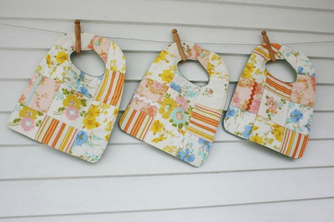 baby bibs by crafty blossom