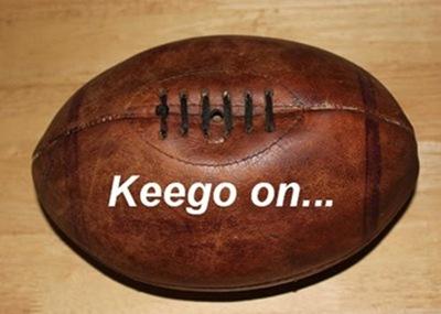 Keego logo