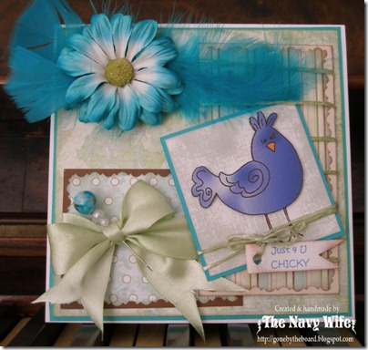 06-09-11 - Gone By The Board GDT Paper Crafting Journey- Feathered Friends 01