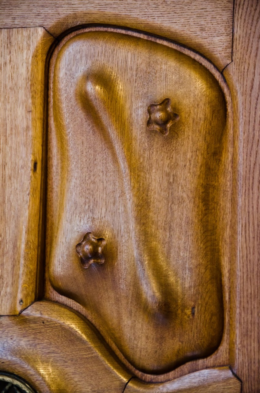 Handles at Casa Batllo
