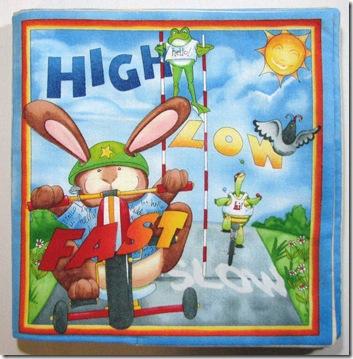 HighLowFastSlowBook