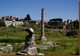 Ephesus, temple of Artemis