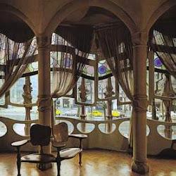 51.- Gaudí. Casa Batlló