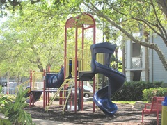 Florida Marriott Cypress Harbour playground area