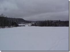 This field was full of fresh, untouched snow! :-)